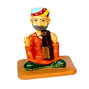 Sarangi Musician
