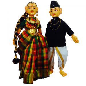 Vaishya Costume